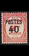 Buy MONACO [1937] MiNr 0156 ( oG/no gum )