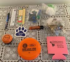 Buy Junk Drawer Odd Lot UAW Frisbee McDonalds Lion King Toy Ponderosa Ruler 11 Items