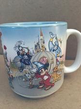 Buy Vintage Walt Disney World 25th Anniversary Remember The Magic Coffee Mug 1996