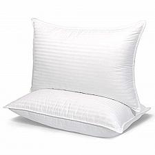Buy COZSINOOR Cozy Dream Series Hotel Quality Pillows for Sleeping [Set of Two] 100%