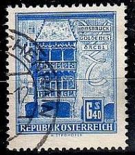 Buy ÖSTERREICH AUSTRIA [1958] MiNr 1055 x ( O/used ) Architektur