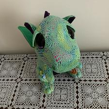 Buy Brand New Ty Beanie Boos Buddy Plush Toy Cinder 9 Inch With Tags Green Dragon