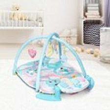 Buy Newborn Infant Play Gym Mat w/ Play Piano Toys