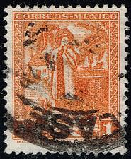 Buy Mexico #729 Yalalteca Indian; Used (1Stars) |MEX0729-06XRS