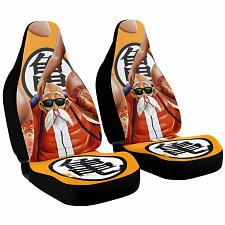 Buy Master Roshi Kame House Car Seat Covers Nerdy Geeky Pop Culture Set of 2 Front S