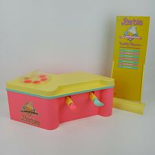 Buy Barbie Ice Cream Shoppe Counter Menu Stand 1986 Doll Furniture Replacement Parts