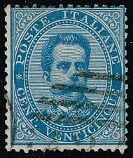 Buy Italy #48 King Humbert I; Used (2Stars) |ITA0048-01