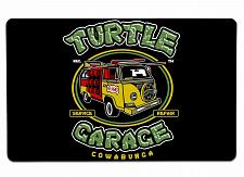"""Buy Turtle Garage Large Mouse Pad 10"""" x 16"""" Mat Placemat Pop Culture Inspired Nerdy"""
