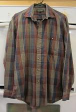 Buy Neil Martin Long Sleeve Shirt Large 16-16 1/2 Button Down Collar