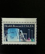 Buy 1984 20c Health Research, Glass Beaker Scott 2087 Mint F/VF NH