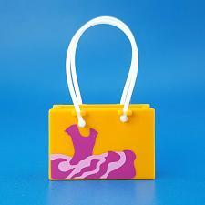 Buy Playmobil City Take Along Fashion Store 9113 Orange Shopping Bag Accessory
