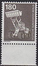 Buy GERMANY BERLIN [1978] MiNr 0585 ( **/mnh ) Technik
