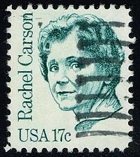 Buy US #1857 Rachel Carson; Used (2Stars)  USA1857-10