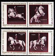 Buy ÖSTERREICH AUSTRIA [1972] MiNr 1395 ex ( **/mnh ) [01] Pferde Zdr