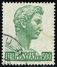 Buy Italy #690 St. George by Donatello; Used (3Stars)  ITA0690-02XRS