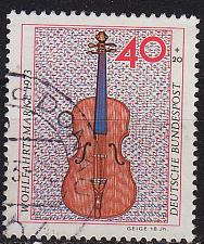 Buy GERMANY BUND [1973] MiNr 0784 ( O/used ) Musik