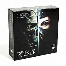 Buy Dishonored 2 Shadows Emerge 750pc Puzzle Jigsaw Fun Games Family Time