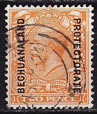 Buy BETSCHUANALAND [1913] MiNr 0063 ( O/used ) [01]