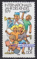 Buy GERMANY DDR [1979] MiNr 2422 F38 ( **/mnh ) [01] Plattenfehler