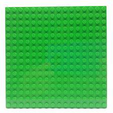 Buy Lego Ninjago Board Game 3856 Replacement Base Plate Green 16 x 16 Game Board