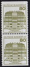 Buy GERMANY BUND [1982] MiNr 1140 CD ( **/mnh ) Bauwerke