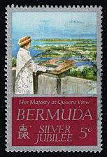 Buy Bermuda #347 Queen's Visit to Bermuda; Used (3Stars) |BER0347-03XRS
