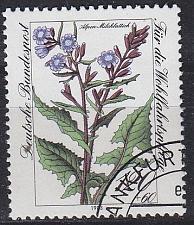 Buy GERMANY BUND [1983] MiNr 1191 ( O/used ) Pflanzen