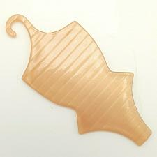 Buy Doll Peach Torso Clothes Hanger Accessory Plastic Miniature