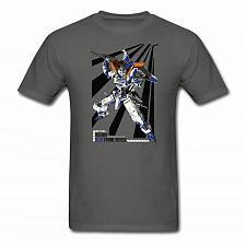 Buy Astray Blue Frame Gundam Unisex Classic T-Shirt Anime Graphic Tee Nerdy Geeky Po
