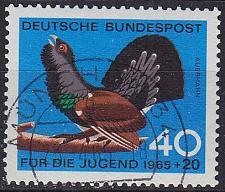 Buy GERMANY BUND [1965] MiNr 0467 ( O/used ) Vögel