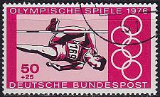 Buy GERMANY BUND [1976] MiNr 0887 ( O/used ) Olympiade