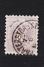 Buy ÖSTERREICH AUSTRIA [1883] MiNr 0049 a A ( O/used ) [03]