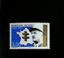 Buy 1997 France Marshal Jacques Leclerc Scott 2619 Mint F/VF NH