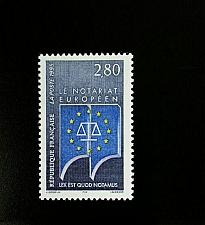 Buy 1995 France European Notaries Public Scott 2452 Mint F/VF NH