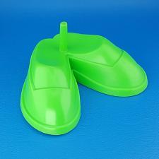 Buy Mrs. Potato Head Green Pumps Heels Shoes Flats Replacement Part Playskool 2009