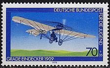Buy GERMANY BUND [1978] MiNr 0967 ( **/mnh ) Flugzeug