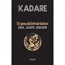 Buy Tri sprova mbi letersine boterore, Ismail Kadare. Book from Albania