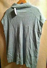 Buy Banana Republic Women`s L Tunic Sweater Light Turquoise NWT 54.99 Retail
