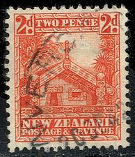 Buy New Zealand #206 Maori Council House; Used (2Stars) |NWZ0206-01
