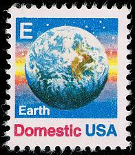 Buy US #2277 The Earth; Used (3Stars)  USA2277-03