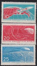 Buy GERMANY DDR [1961] MiNr 0822-24 ( **/mnh ) Weltraum