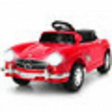 Buy Costway MERCEDES BENZ 300SL AMG RC Electric Toy Kids Baby Ride on Car