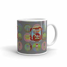Buy White Glossy Mug