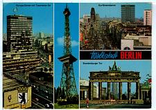 Buy GERMANY - THE BERLIN COLLECTION FDC7647