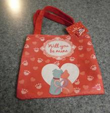 Buy Brand New Cute Dog and Cat Themed Felt Gift Bag 4 Cocker Spaniel Rescue Charity