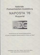 Buy GERMANY BUND [1976] MiNr 880 SD ( oG/no gum ) [02] Schwarzdruck