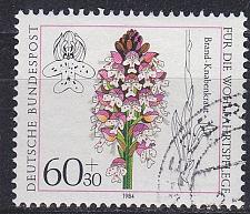 Buy GERMANY BUND [1984] MiNr 1226 ( O/used ) Blumen