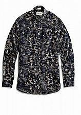 Buy Lucky Brand Jeans Left Coast Shirt XL NWT`s