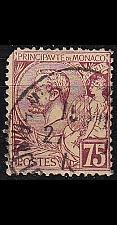 Buy MONACO [1891] MiNr 0019 a ( O/used ) [01]