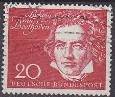 Buy GERMANY BUND [1959] MiNr 0317 ( O/used ) Musik